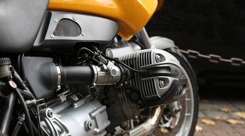 protezione serbatoio moto