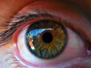 cheratite da acanthamoeba i sintomi dell'occhio