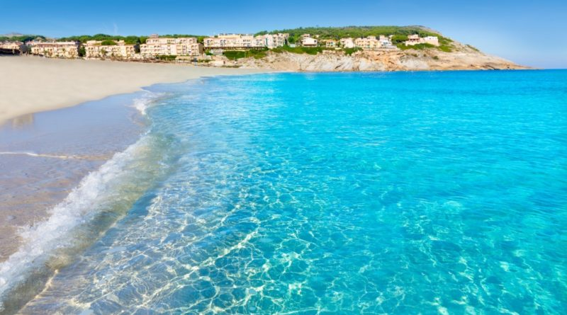 Palma di maiorca spiagge settembre