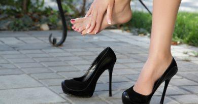 Fa male indossare i tacchi alti?