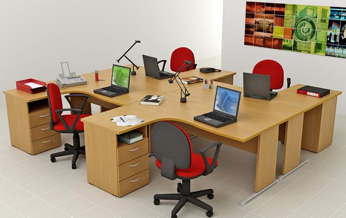 Scrivania Ufficio Porta Pc : Scrivania porta pc moderna cosafareper