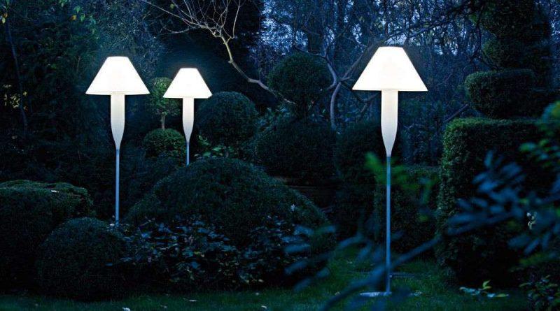 lampioni da giardino a led prezzi