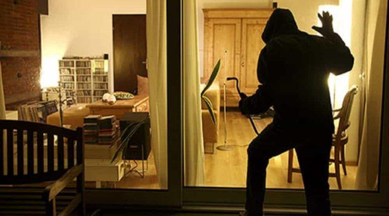 ladri in casa cosa fare